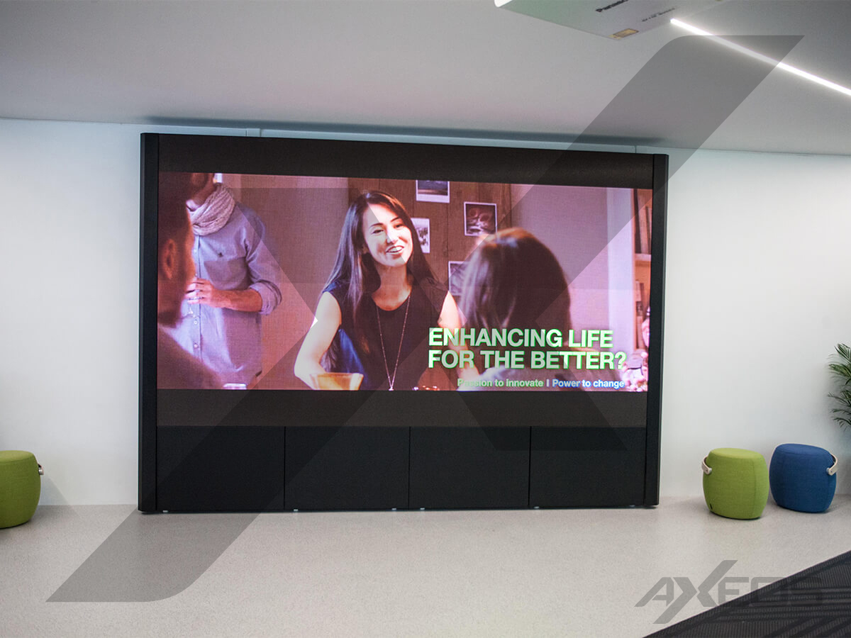 5.2.Video wall BAYER - AXEOS