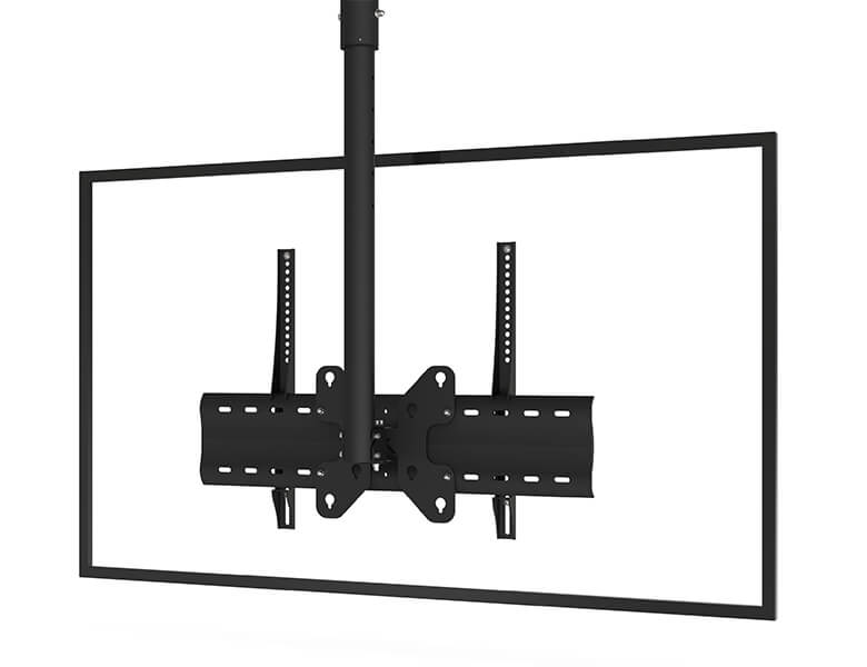 Ceiling mount - Adjustable and tilting plate - AXEOS