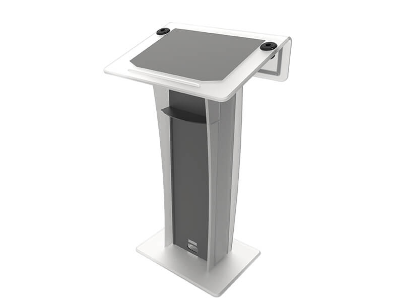 Neonyx Lectern for Conference meeting - AXEOS