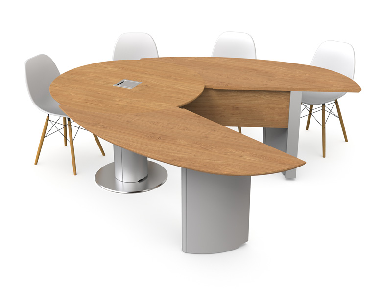 Nexus 6 people open - Collaborative table - AXEOS