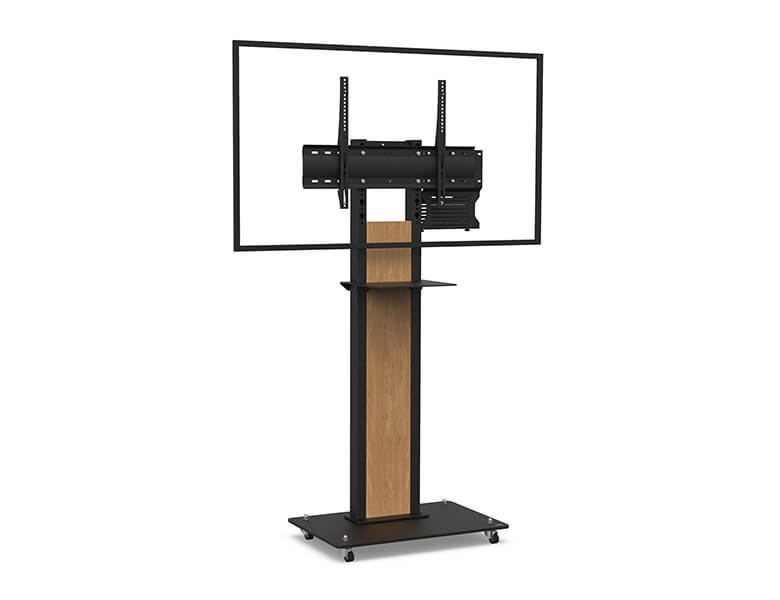 Obox Single Screen Videoconferencing - VC stand - AXEOS