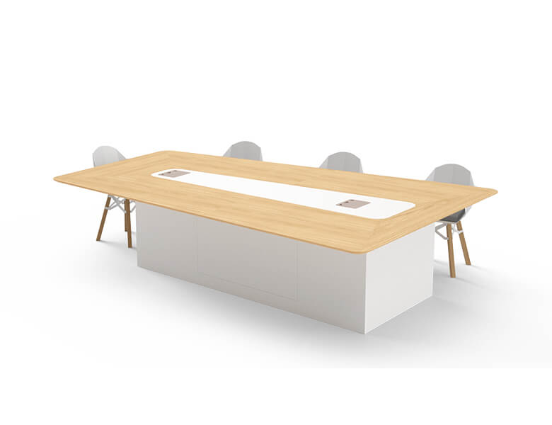 Table XP 10 people - Conference table - AXEOS