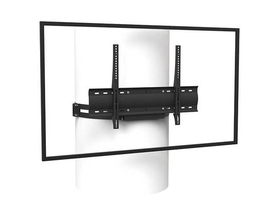 Screen Pole mount bracket - AXEOS