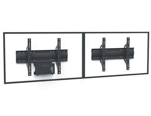 Wall mount Dual Screen - AXEOS