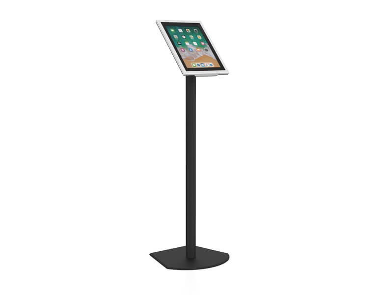 XOOS - tablet display kiosk - AXEOS