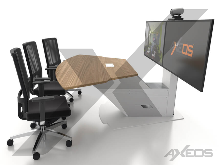 XPOD table - Meeting table - AXEOS
